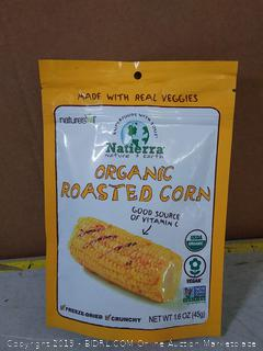 Nature's All Foods Organic Roasted Corn Freeze Dried - 1.6 oz