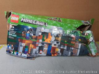 LEGO Minecraft The Bedrock Adventures 21147 Building Kit (644 Piece) online $71