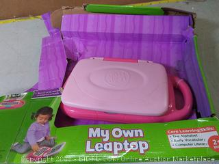 LeapFrog My Own Leaptop, Pink(Powers On)