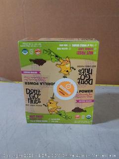 Don't Go Nuts Gorilla Power Nut Free Energy Bar 1.27oz 72 Bars