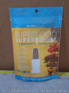 NutriBullet súper Superboost