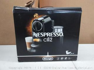 De'Longhi EN267BAE Espresso Machine with Aeroccino Milk Frother, Black
