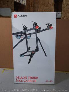 Allen Sports Deluxe 2-Bike Trunk Mount Rack, Model 102DN-R