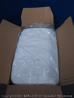 do 0.8 Avic 400 disposable pants with elastic waistband white extra large
