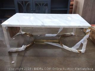 Mercedes Coffee Table by Everly Quinn (Online $619.99)
