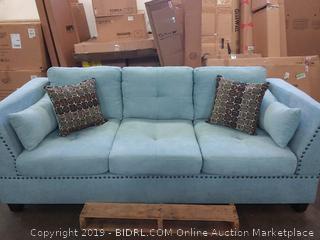Bobkona Zenda Couch (Online $450)
