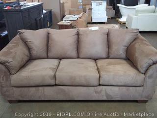 Andover Mills Torin Sofa, Mocha (Online $499.99)