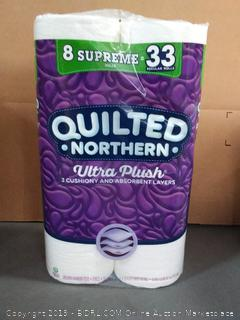 Quilted Northern Ultra Plush Supreme Toilet Paper, 24 Count