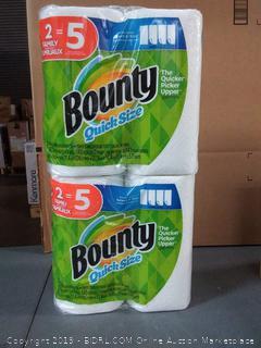 Bounty Quick Size 4 Rolls