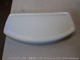 American Standard 735122-400.020 Cadet 10 Inches Toilet Lid for Right-Height and Compact Models, White