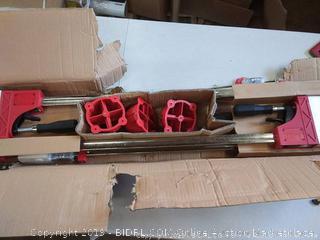 jet 12-piece ramming clamp kit