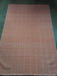 nuLOOM Kimberely Hand Loomed Area Rug, 5' x 8', Orange