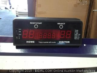 Phantom 7.5 ft Air Hockey Table (Retail $789) - Please inspect in Santa Rosa