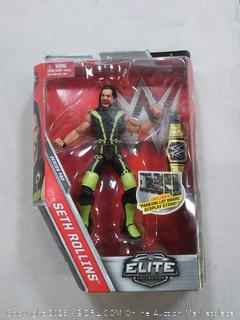 WWE Elite collection Seth Rollins