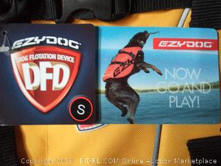 easy dog dog flotation device small