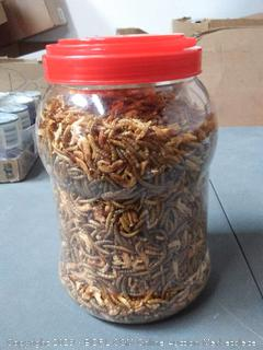 Appetizing Shrimp & Mealworms Non-GMO High Protein Treats