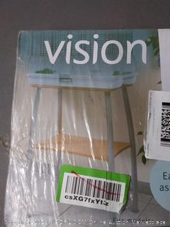 Vision medium stand for birds
