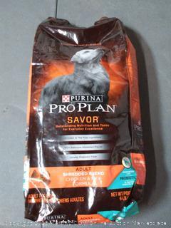 Purina Pro Plan adult dog food