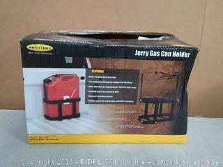 Smittybilt Jerry Gas Can HOLDER Bracket Universal 2798 for Jeep(Factory Sealed/Box Damage) COME PREVIEW!!!!