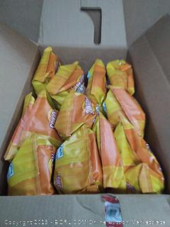Snikiddy Organic Baked Fries Cheddar -- 4.5 oz 12ct