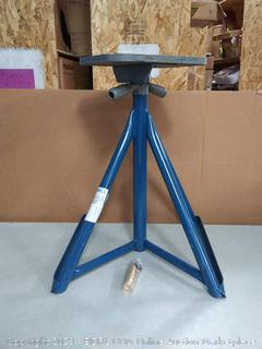 "Brownell Boat Stands MB3 Painted with Tops, Height 25"" - 38"""