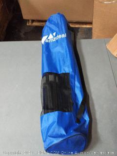 amzdeal portable badminton net