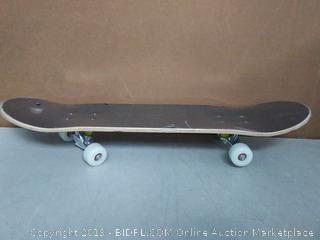 Geelife seven layer deck skateboard(front wheels crooked)