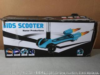 honor Productions kids scooter pink(Factory Sealed) COME PREVIEW!!!!