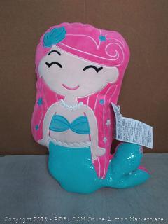 mermaid pillow(Slightly Dirty)