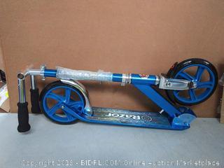 Razor A5 LUX Kick Scooter Blue (online $84)
