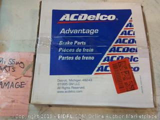 ACDelco disc brake rotor part number one 932-6410