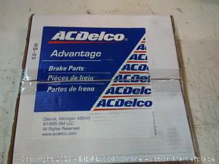 ACDelco disc brake rotor part number one 93825 0 2
