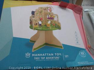 Manhattan toy Tree Top Adventure 12 months plus