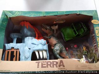 Tara lava Mountain T-Rex Adventure