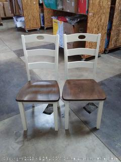 Mccormick Dining Chairs by Ashley Furniture, Set of 2