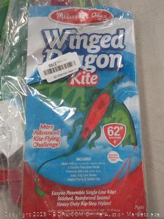 winged dragon kite 62 inch wingspan
