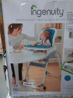 Ingenuity smartclean Trio Elite 3 in 1 highchair