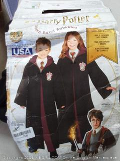 Harry Potter large Halloween costume size 12-14