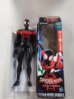 Spider-Man into the spider-verse figurine