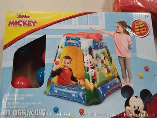 Disney Junior Mickey Hot Diggity Dog Playland 2 and up