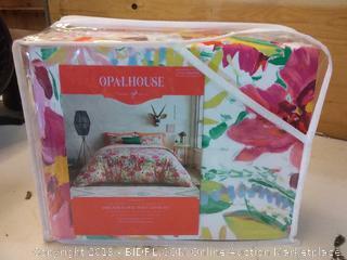 full Queen duvet cover set