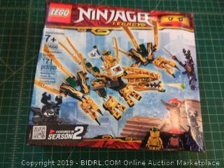 Lego® Ninjago® The Golden Dragon 70666 by LEGO® | Toys