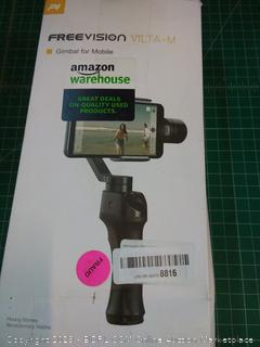 Official Site Freevision VILTA-M Handheld iOS/Android Stabilizer