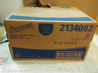 21340 - Surpass - Facial tissues - 2-Ply Facial Tissue