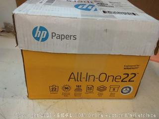 HP 20700-0 All-In-One Printing Paper: The Office Dealer