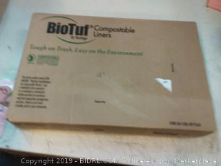 BioTuf can liners