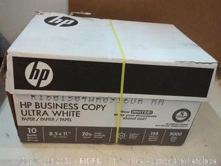 HP business copy ultra white paper