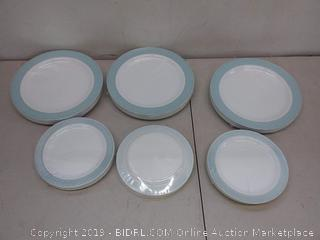 occasion hundred plastic plates