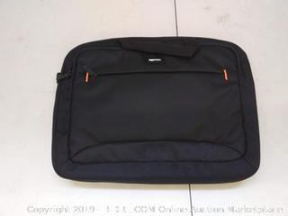 amazonbasics 15.6 inch laptop and tablet bag