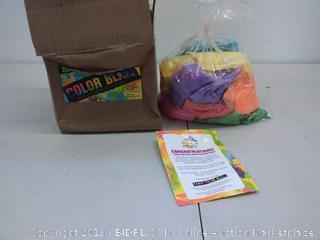 color powder packets Color Blaze